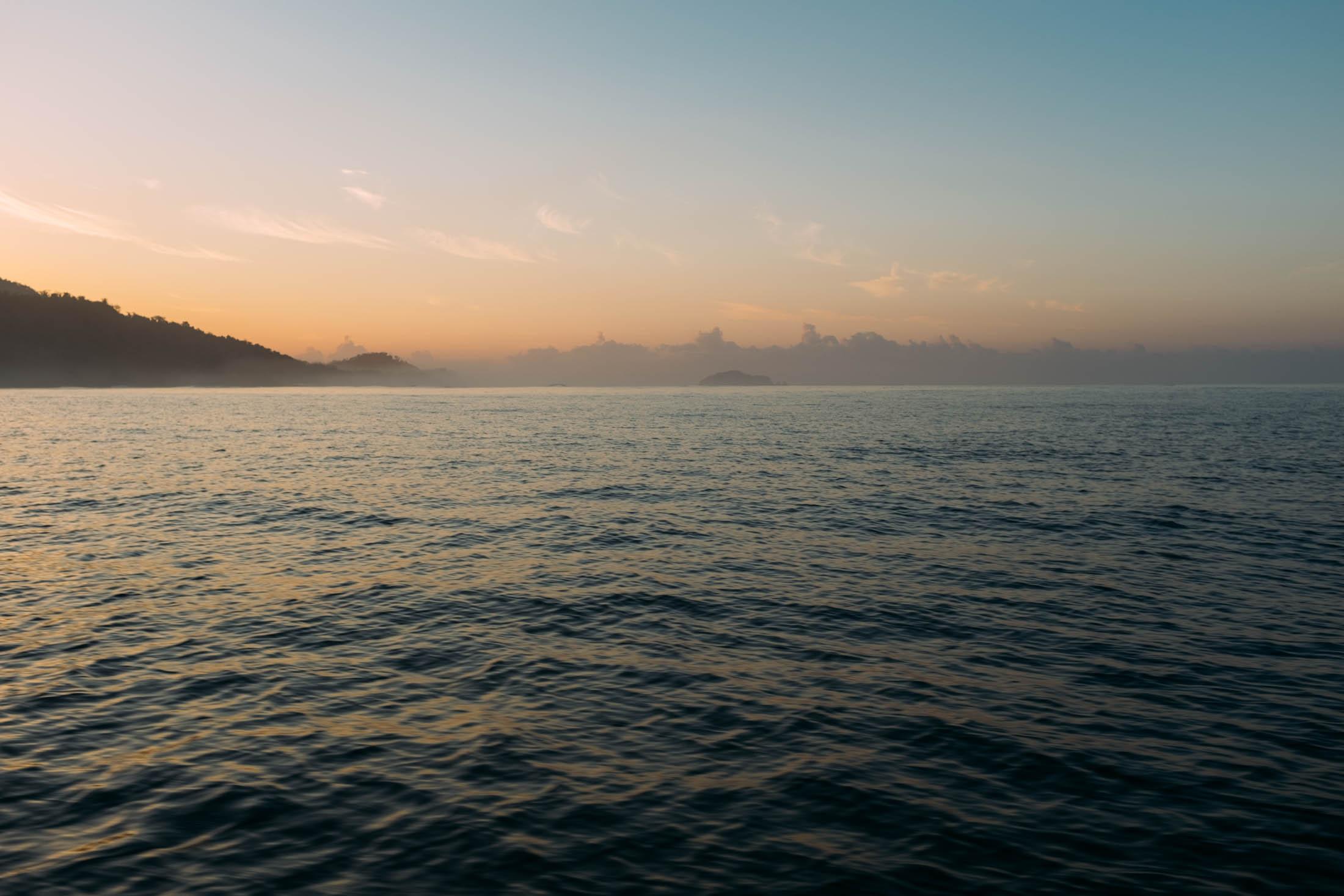 Sunrise in Mal Pais, Costa Rica - 2017