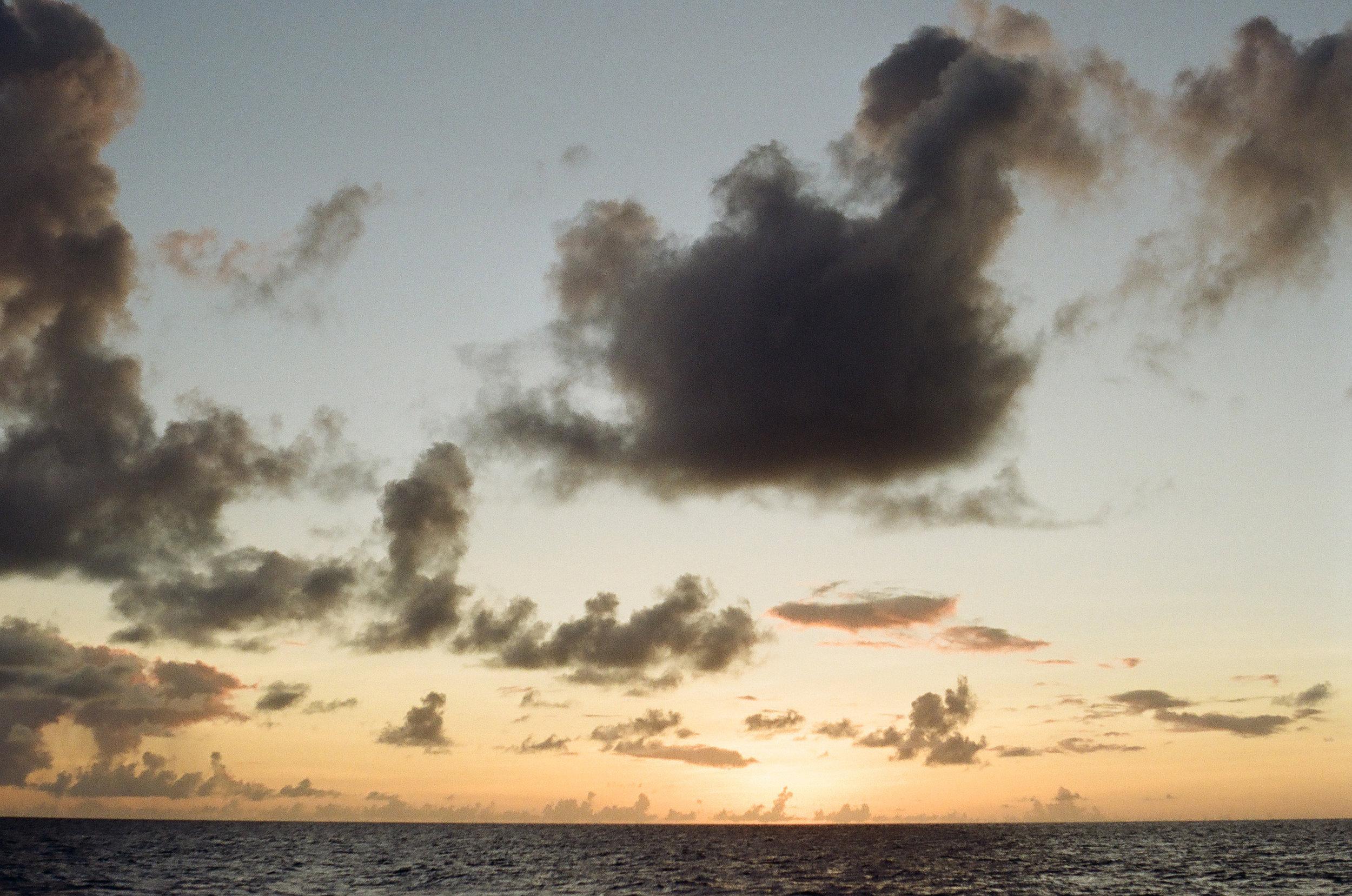 Caribbean Sea, November 2017 | Praktica MTL 5 B | Kodak Gold