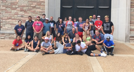 Joint mission trip to St. Louis