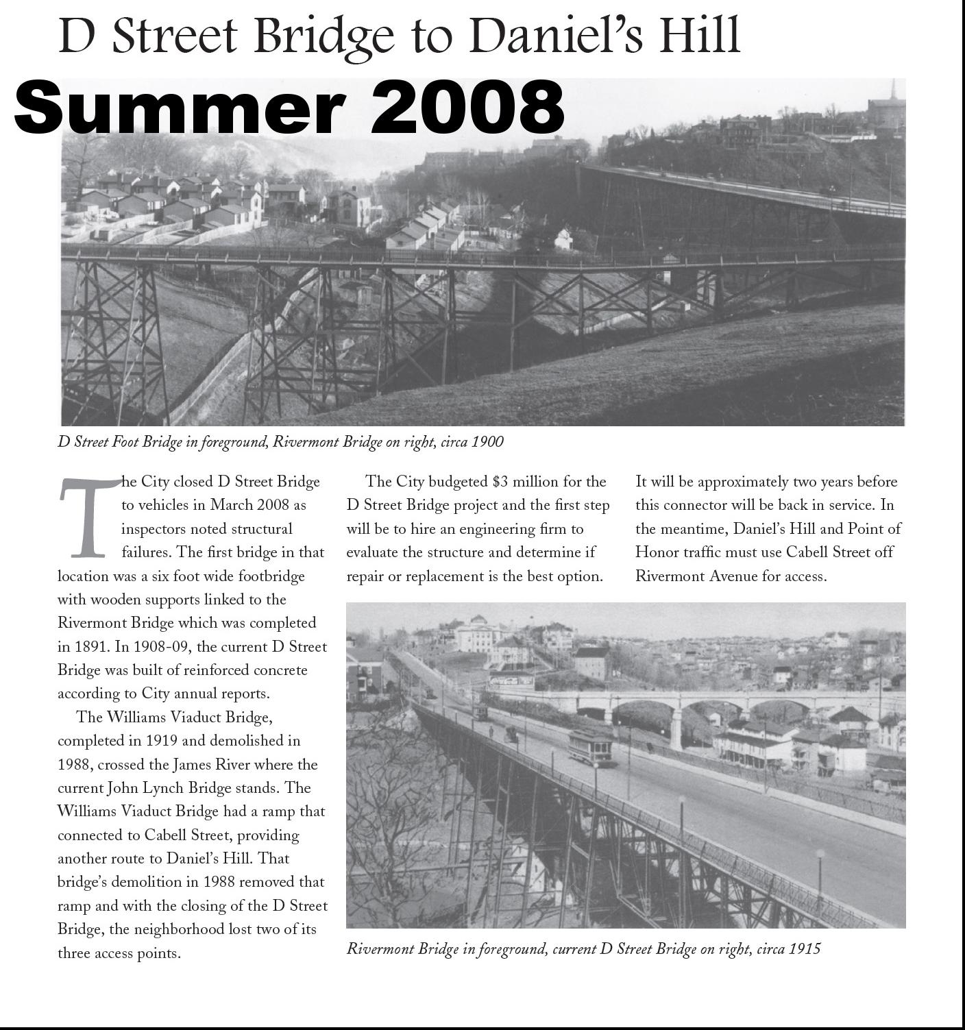 Muse News Summer 2008