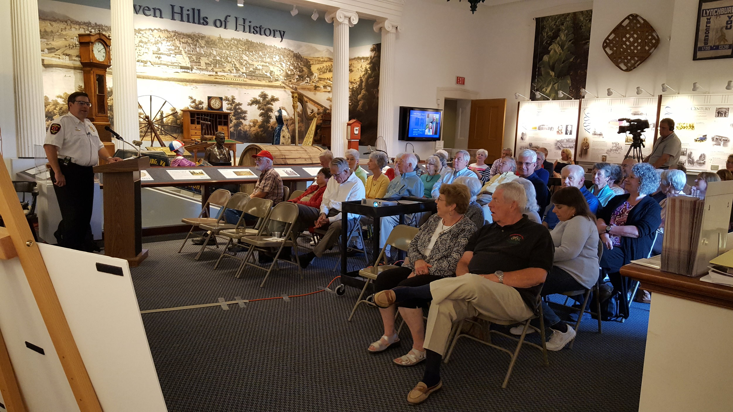 Members of the Lynchburg Museum System are entitled to free admission to many programs and events.