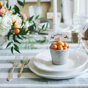 Country Chic Tablescape for Nashville Lifestyles