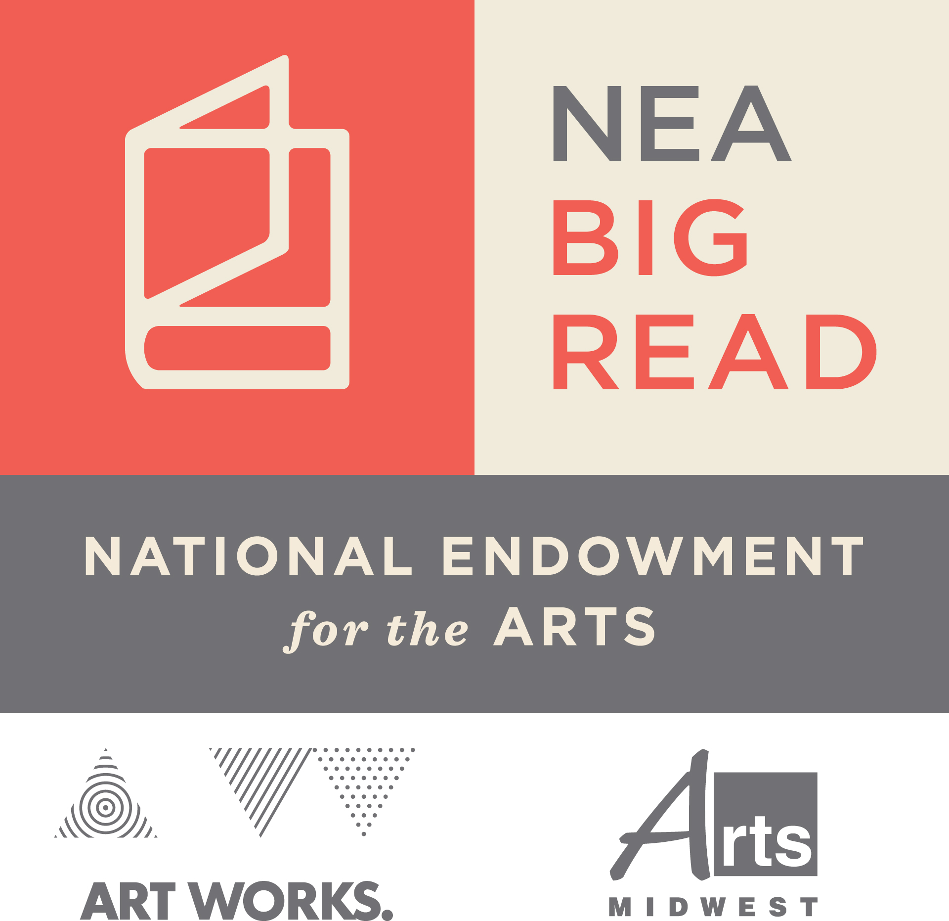 NEA Big Read - NEA Big Read is a program of the National Endowment for the Arts (NEA) designed to broaden our understanding of our world, our communities, and ourselves through the joy of sharing a good book. Hartford Public Library is one of 77 not-for-profit organizations to receive a grant to host an NEA Big Read project between September 2016 and June 2017. The NEA presents NEA Big Read in partnership with Arts Midwest.Congratulations to TNMOT AZTRO PERFORMANCE ART AND DANCE INSTALLATION LLC for completing a commissioned Installation for the Hartford Public Library