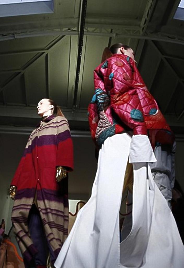 F/W 2018 – Cosmos, Paris fashion show
