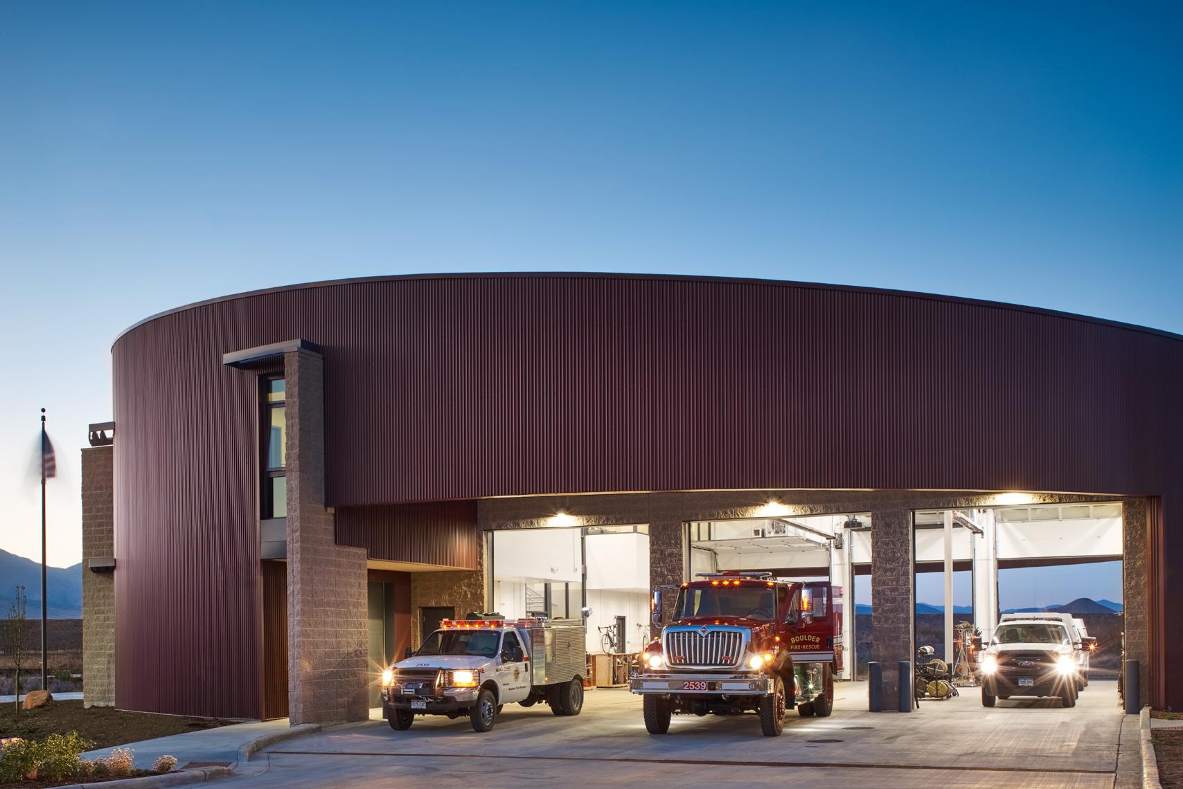 Wildland Fire Station
