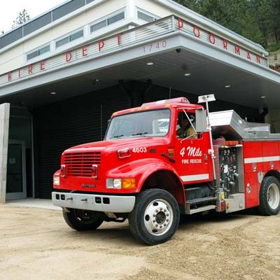 Four Mile Fire Protection District - Owner