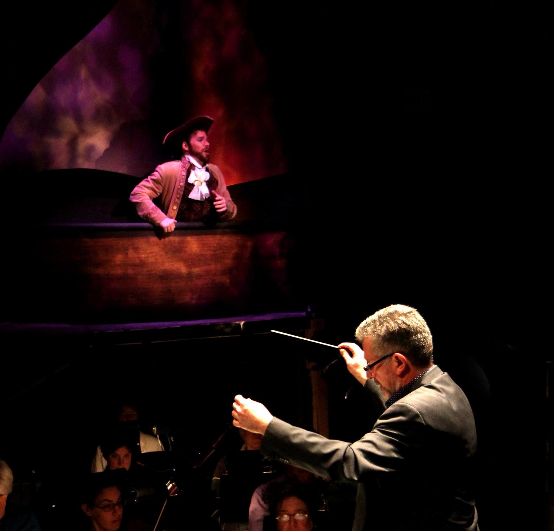 photo  ©  Otak Jump,  Die Entfuhrung aus dem Serail,  West Bay Opera2015