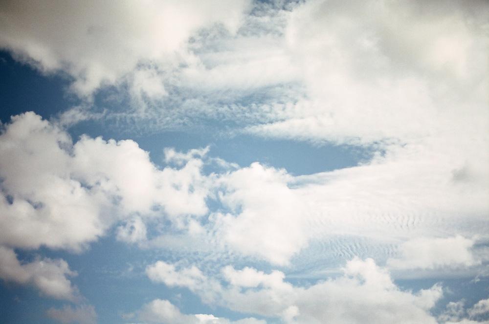 blue sky paris