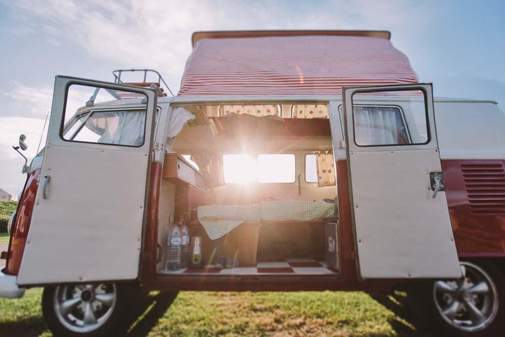 family travel camper van