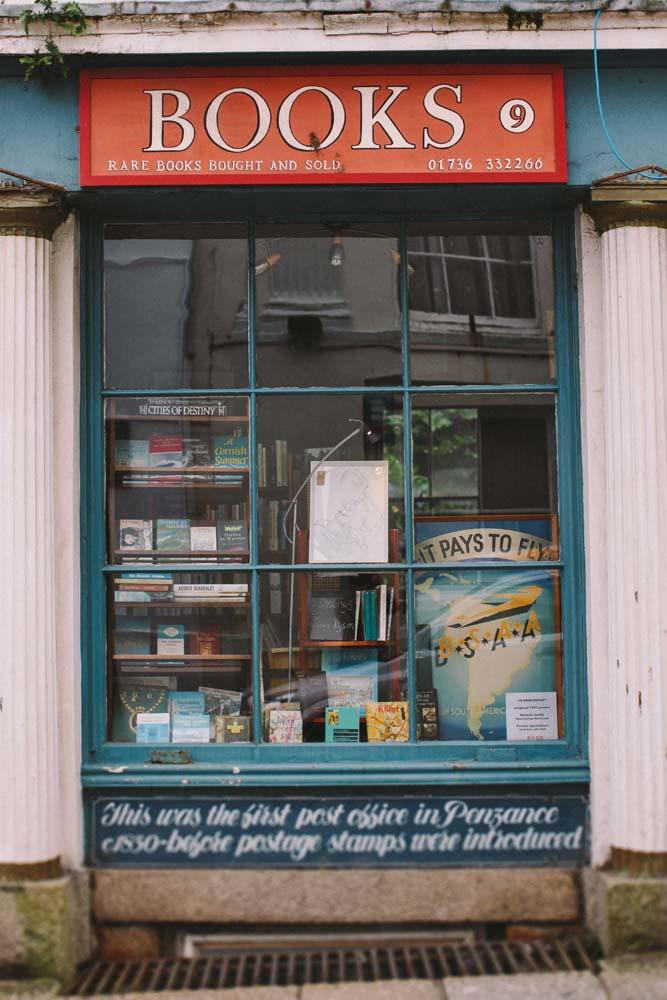 cornwall book shop