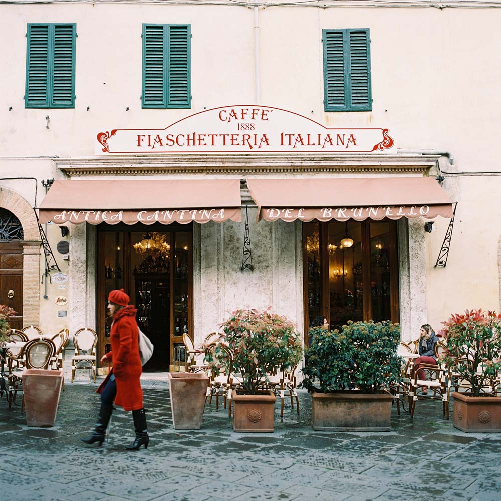 cafe tuscany