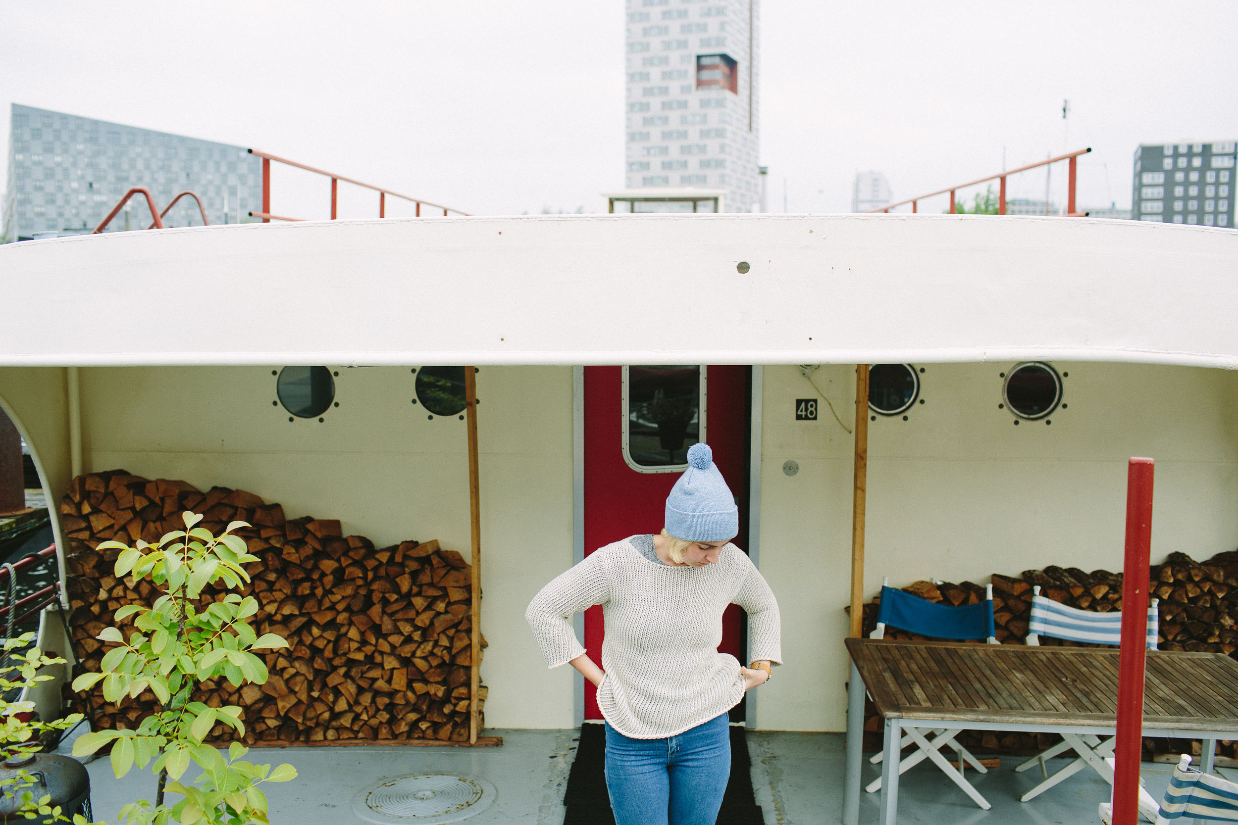 houseboat amsterdam tim coulson