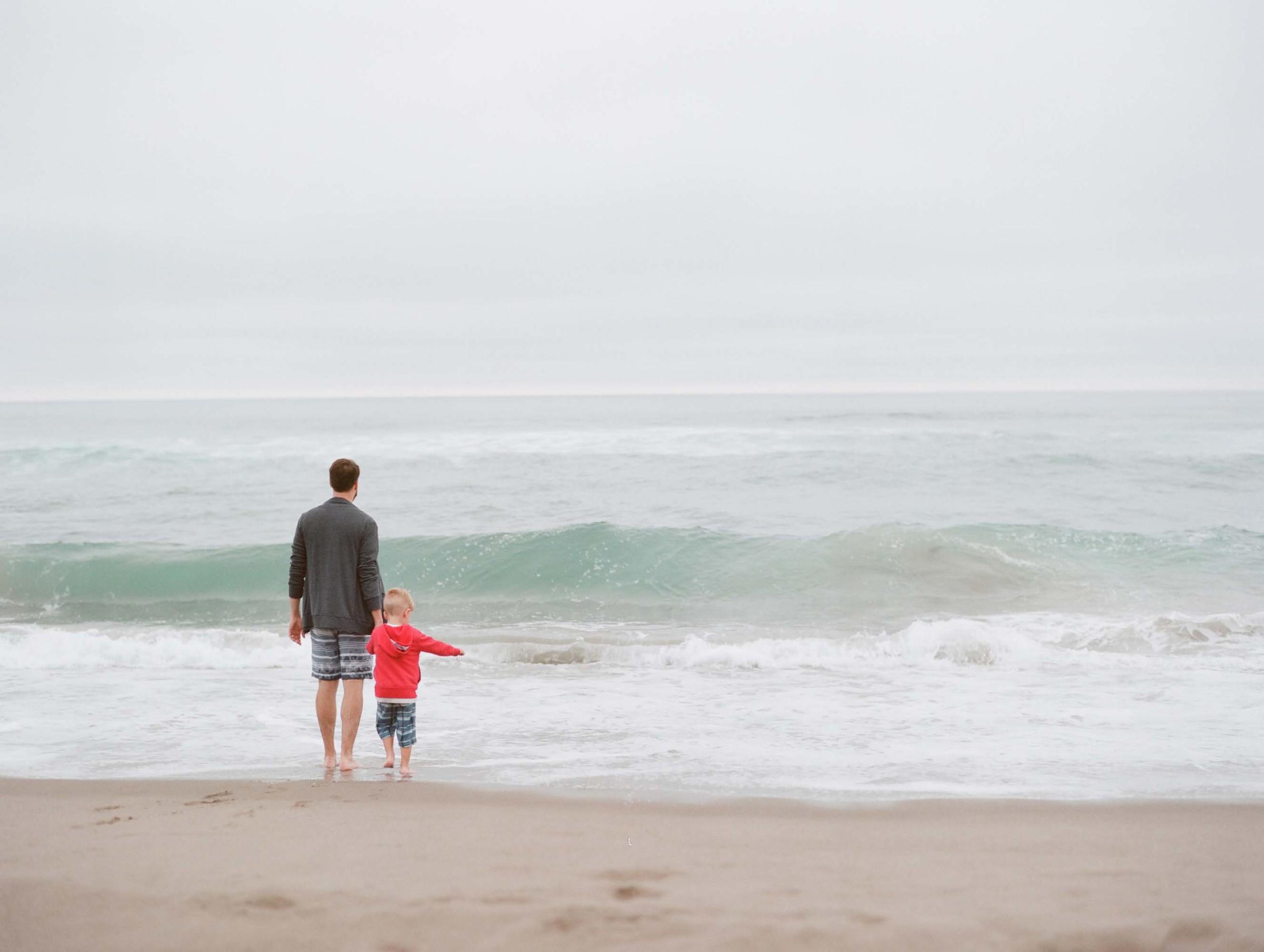 coy beach family travel
