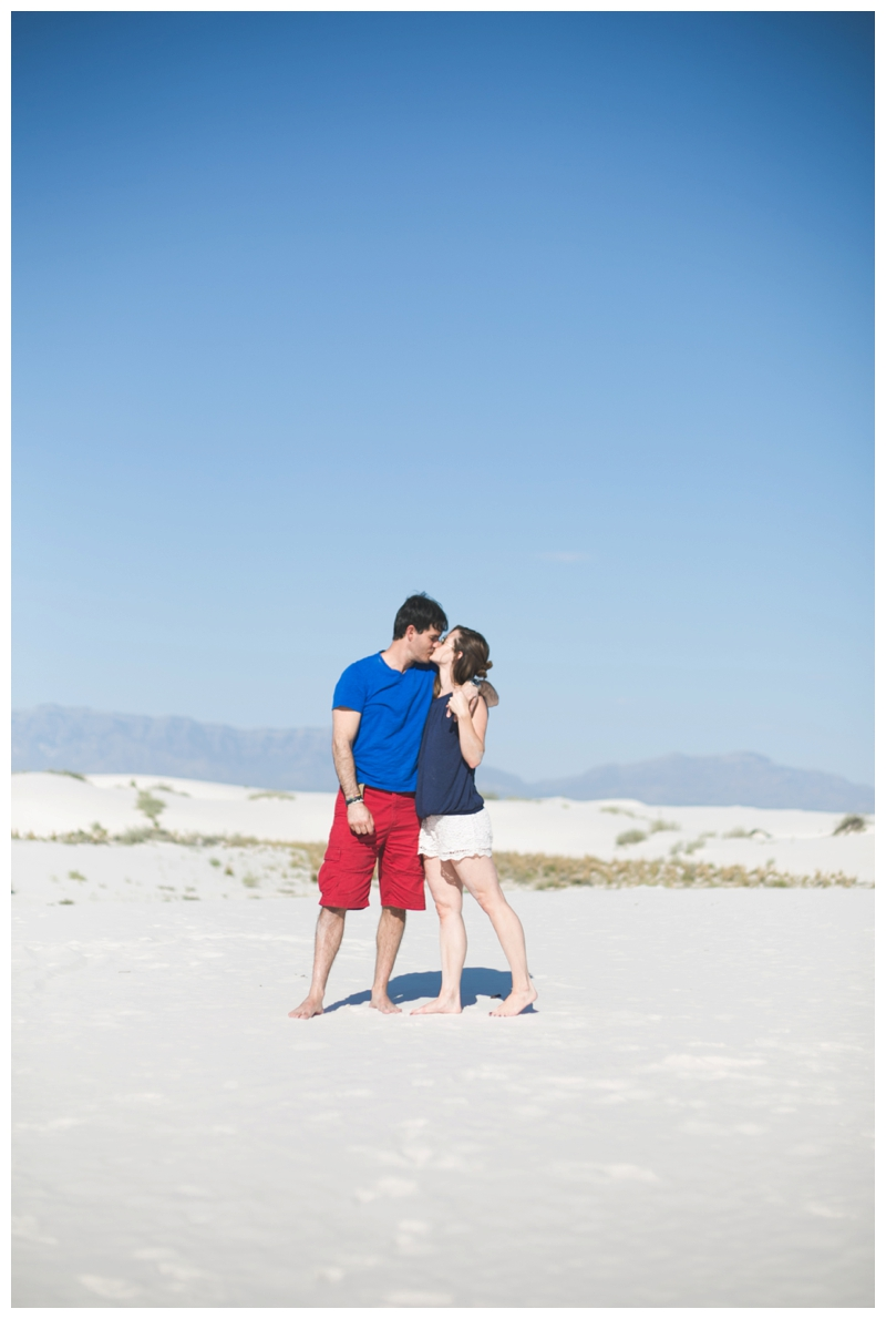 great white sands travel