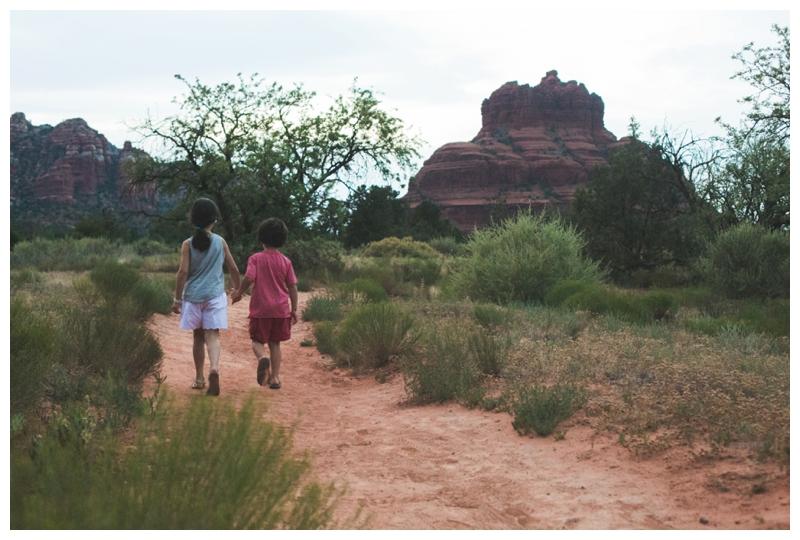 sedona family travel