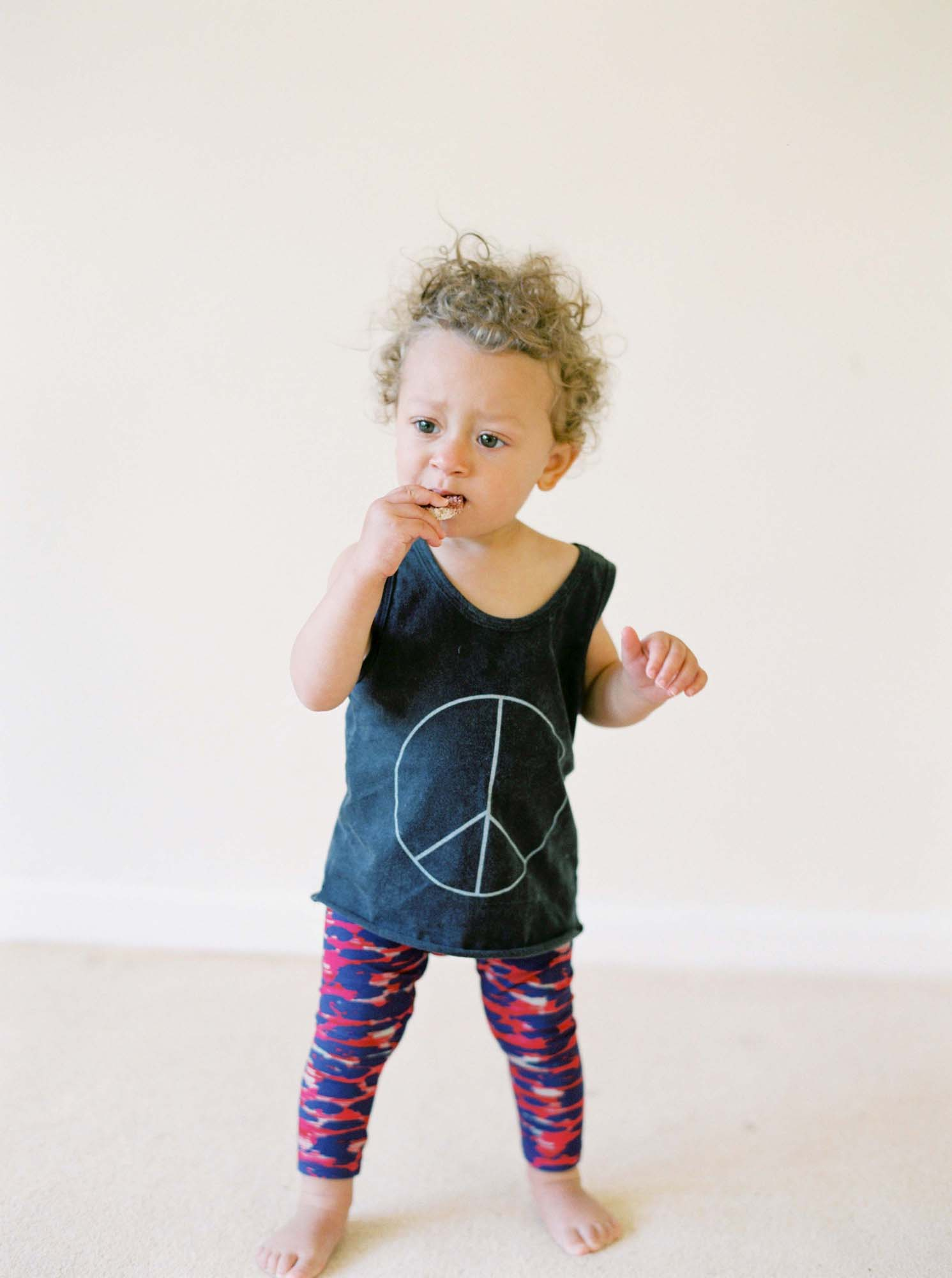 Children Of The Tribe peace tee
