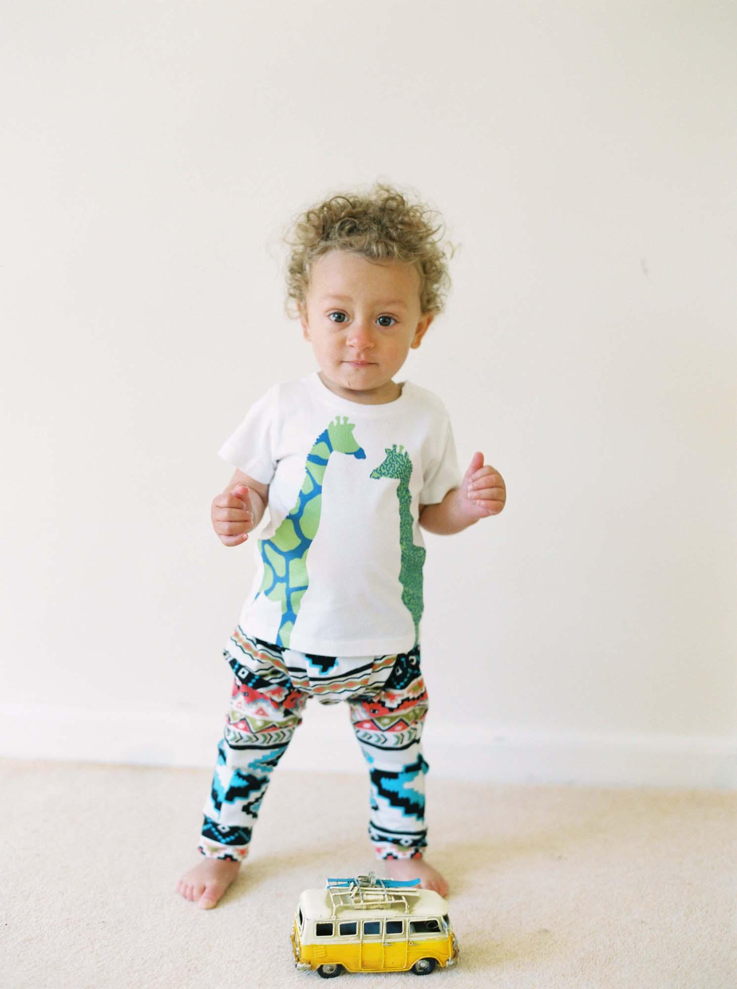 Jameson Cloth harem trousers