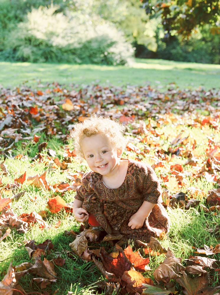 children's Autumn fashion