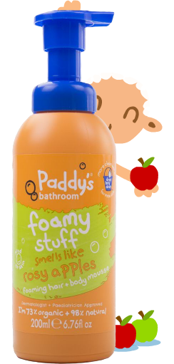 Paddy's Bathroom product review
