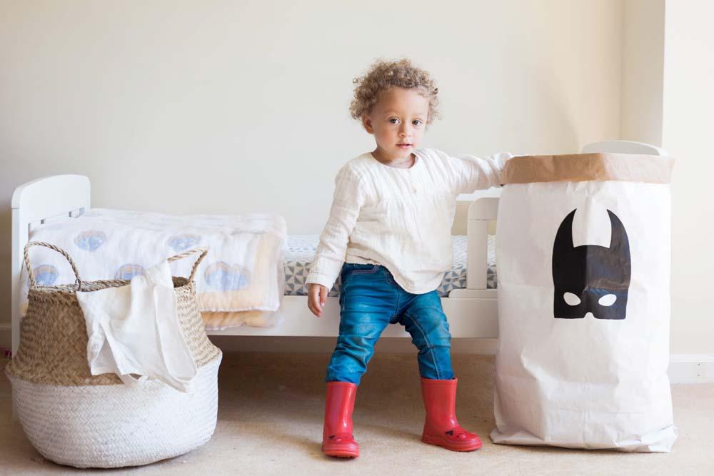 toy storage ideas for children's bedrooms