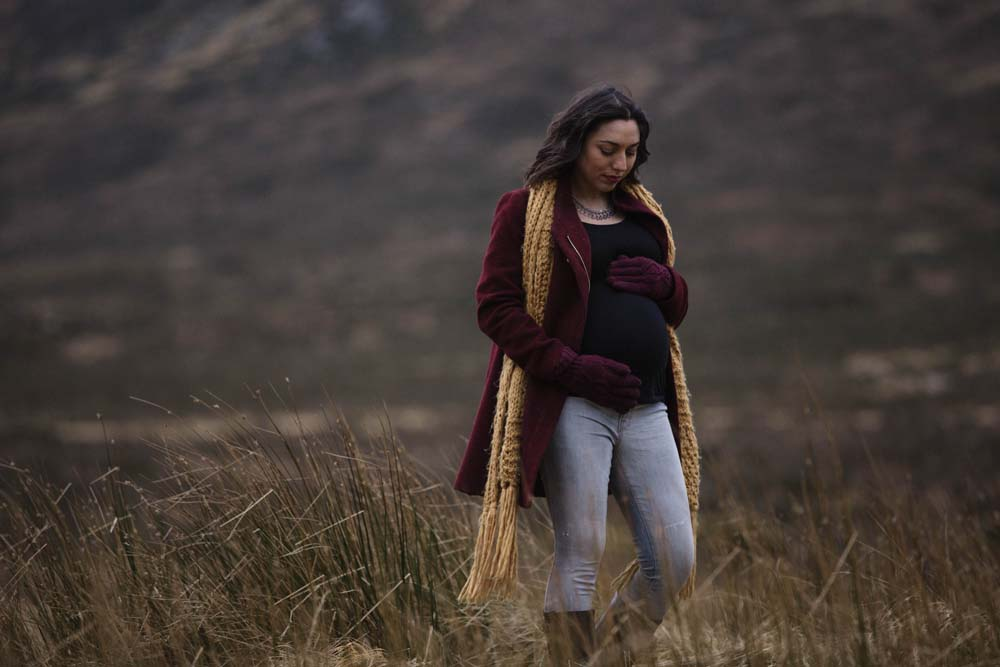 Wildling Magazine maternity blog