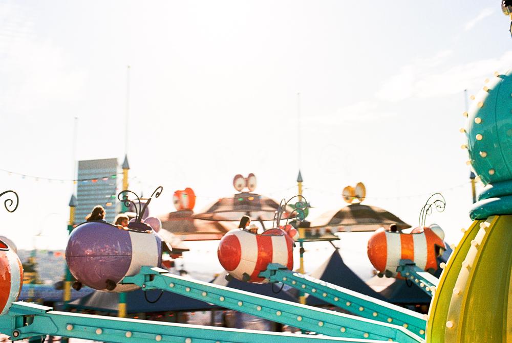 Universal Studios vacation