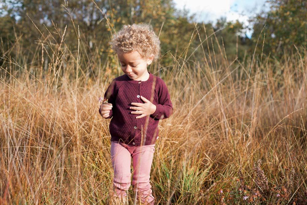 Autumn fashion editorial Wildling Magazine