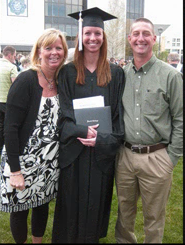 Dordt College Graduation. Class of 2011.