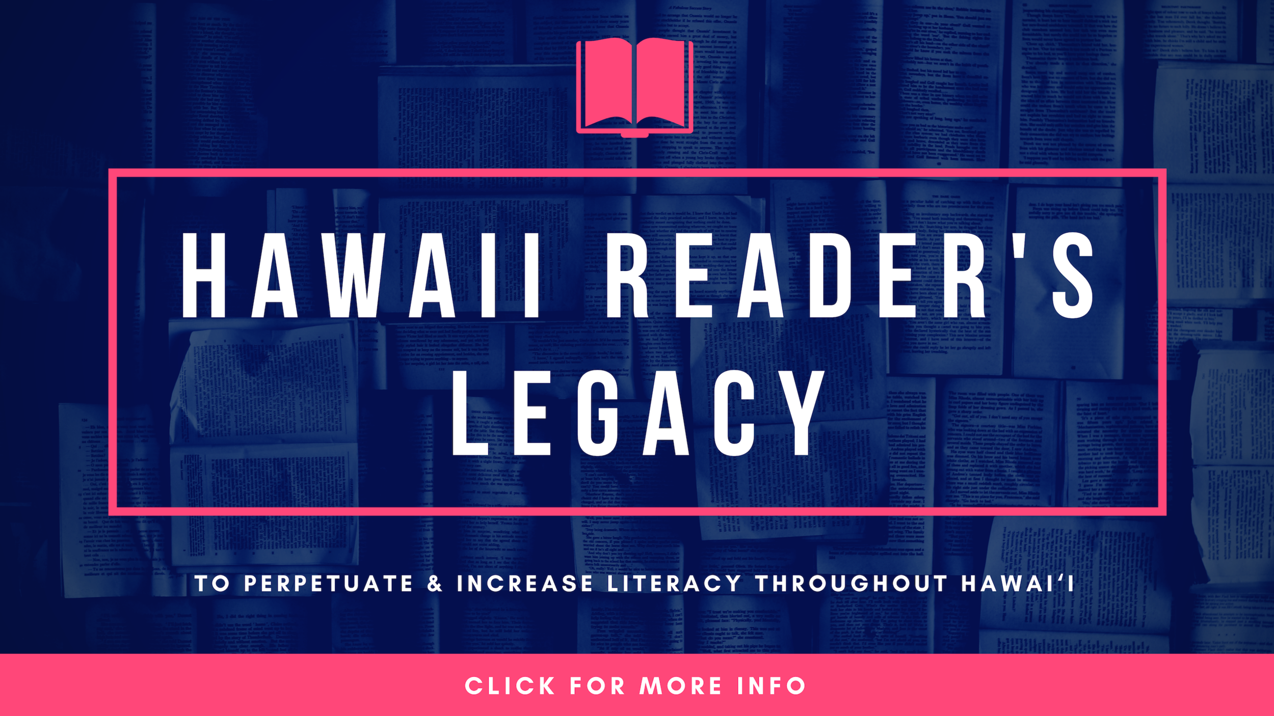 Legacy Gifts for Literacy