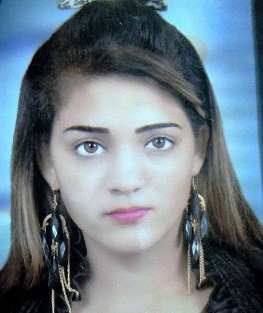 Hana Adly Girgis (Photo used with permission of World Watch Monitor)