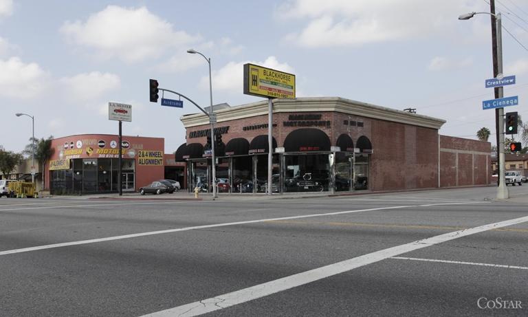 1701 S. La Cienega Blvd., Los Angeles, CA