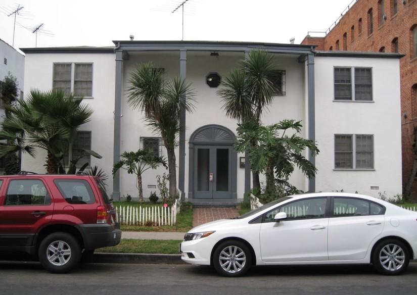 20 Units - 615 S. Cochran Ave. Los Angeles, CA