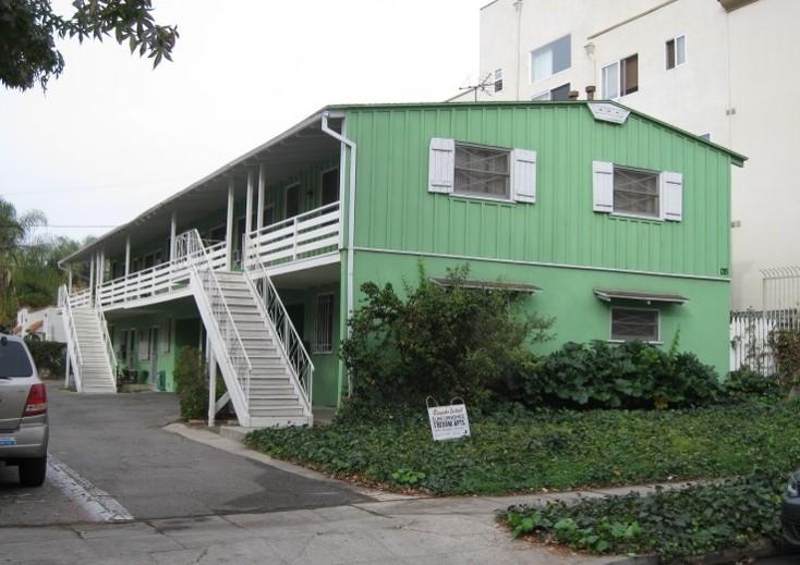 8 Units - 1315 N. Detroit St., Los Angeles, CA