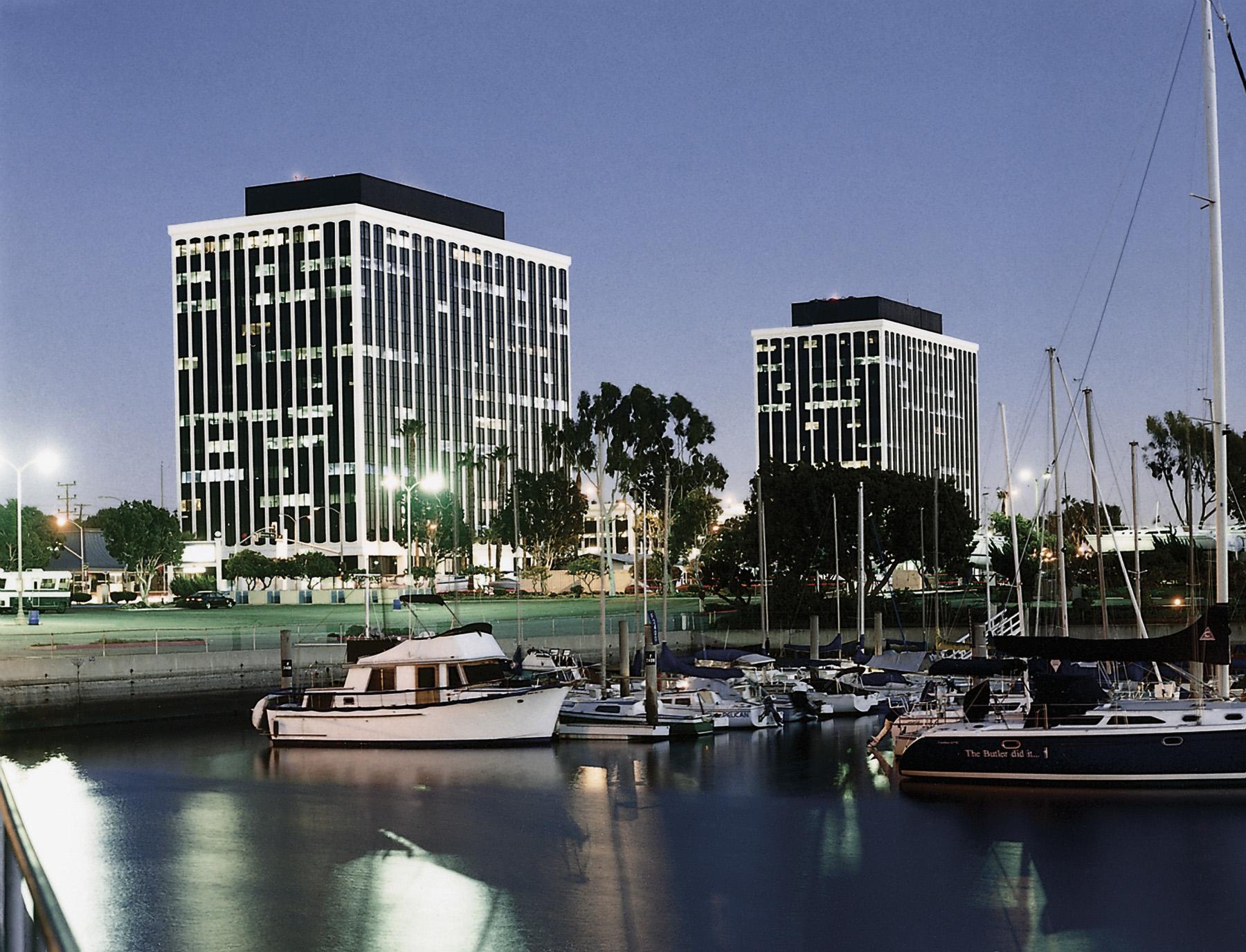 4640 Admiralty Way, Marina del Rey, CA