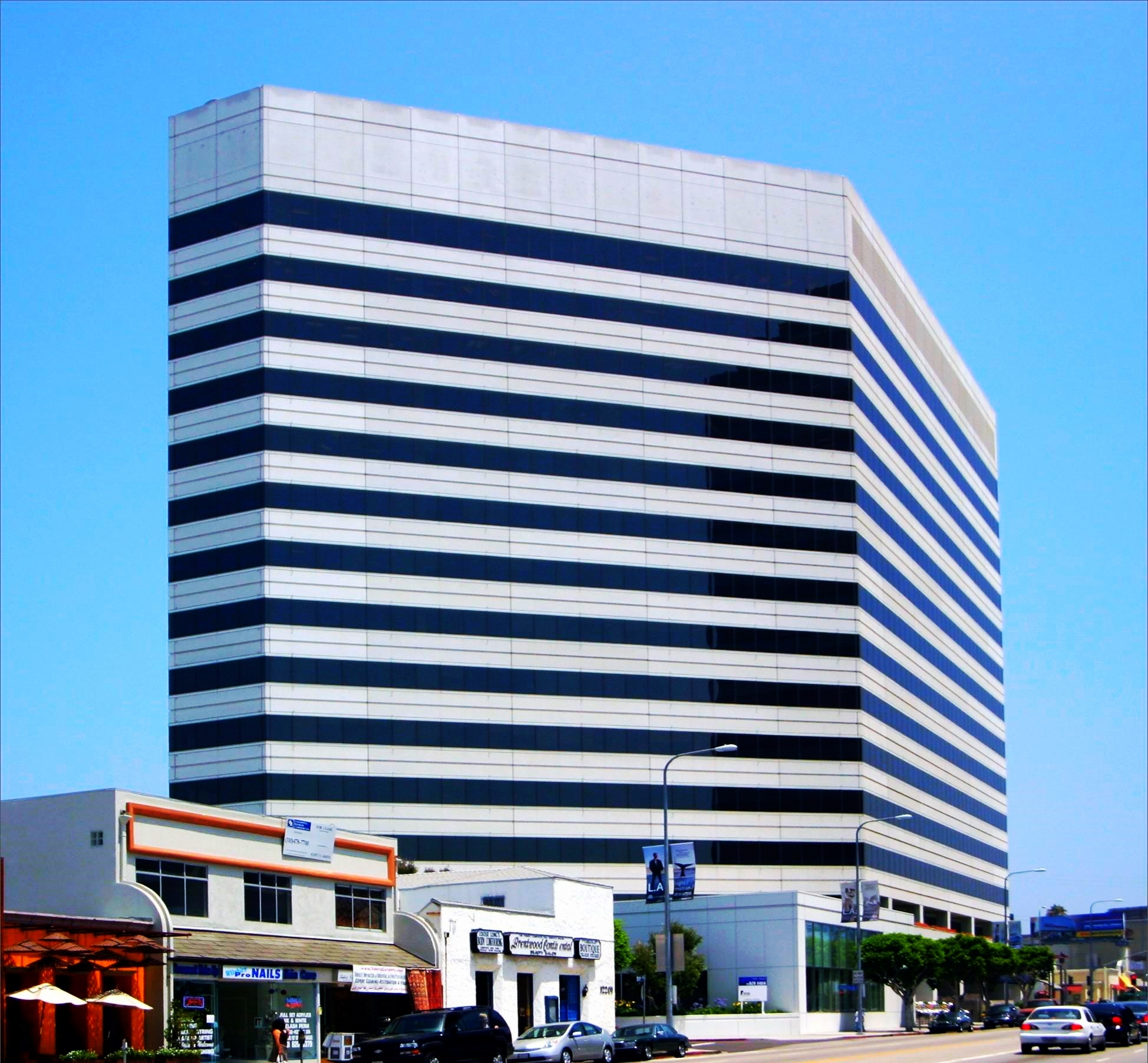 12121 Wilshire Blvd, Los Angeles, CA