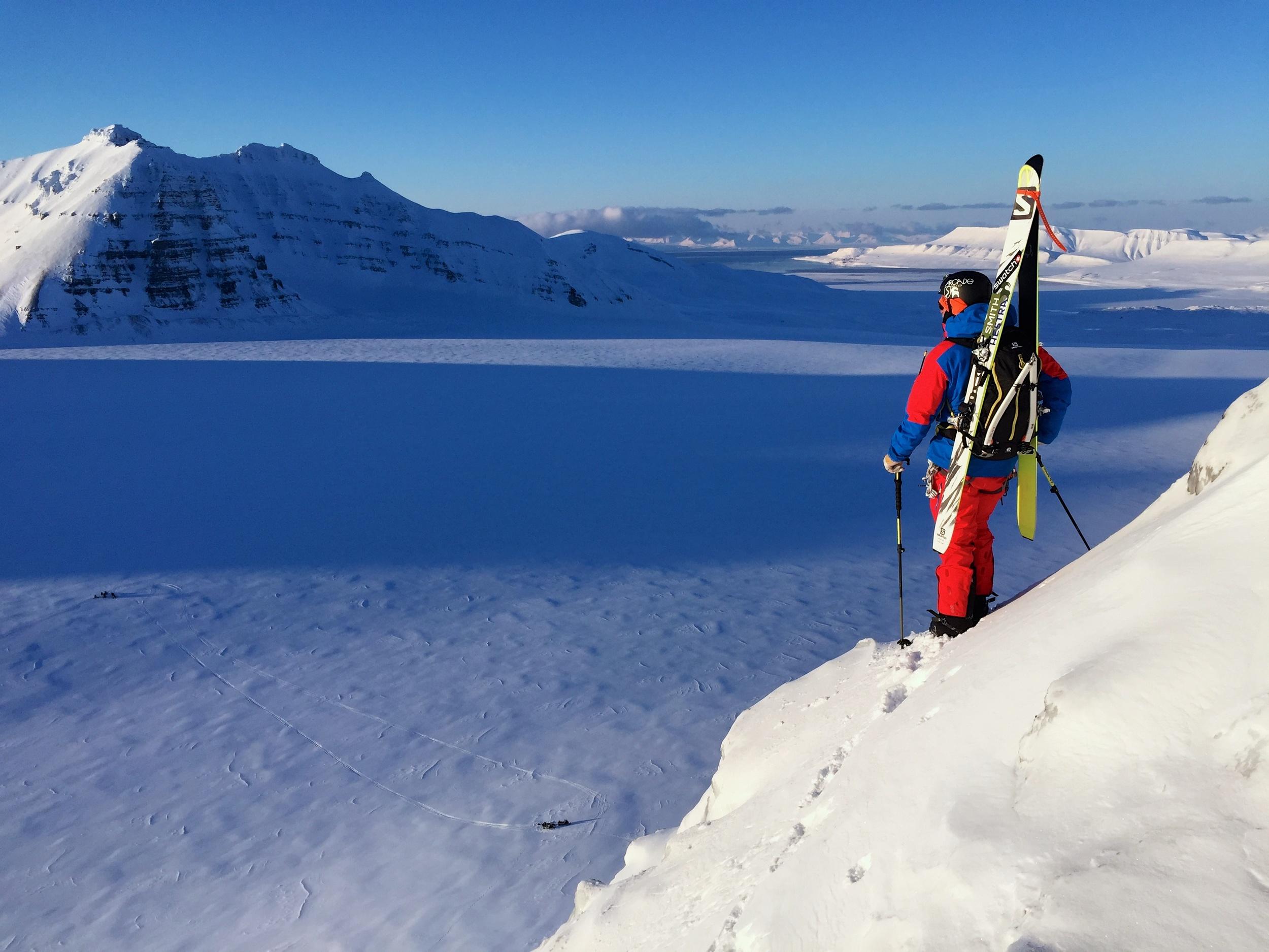 location  Svalbard, Norway