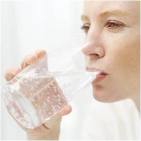 drinkingwaterwoman