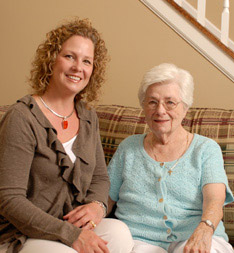 Meet Virginia ,  one of our patients and mother of Assured Healthcare Staffing owner Chris Hammerlund.