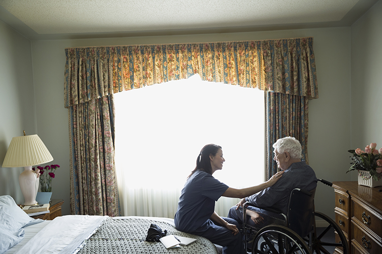 The housing industry has failed to accommodate an aging population, experts say. (iStock)