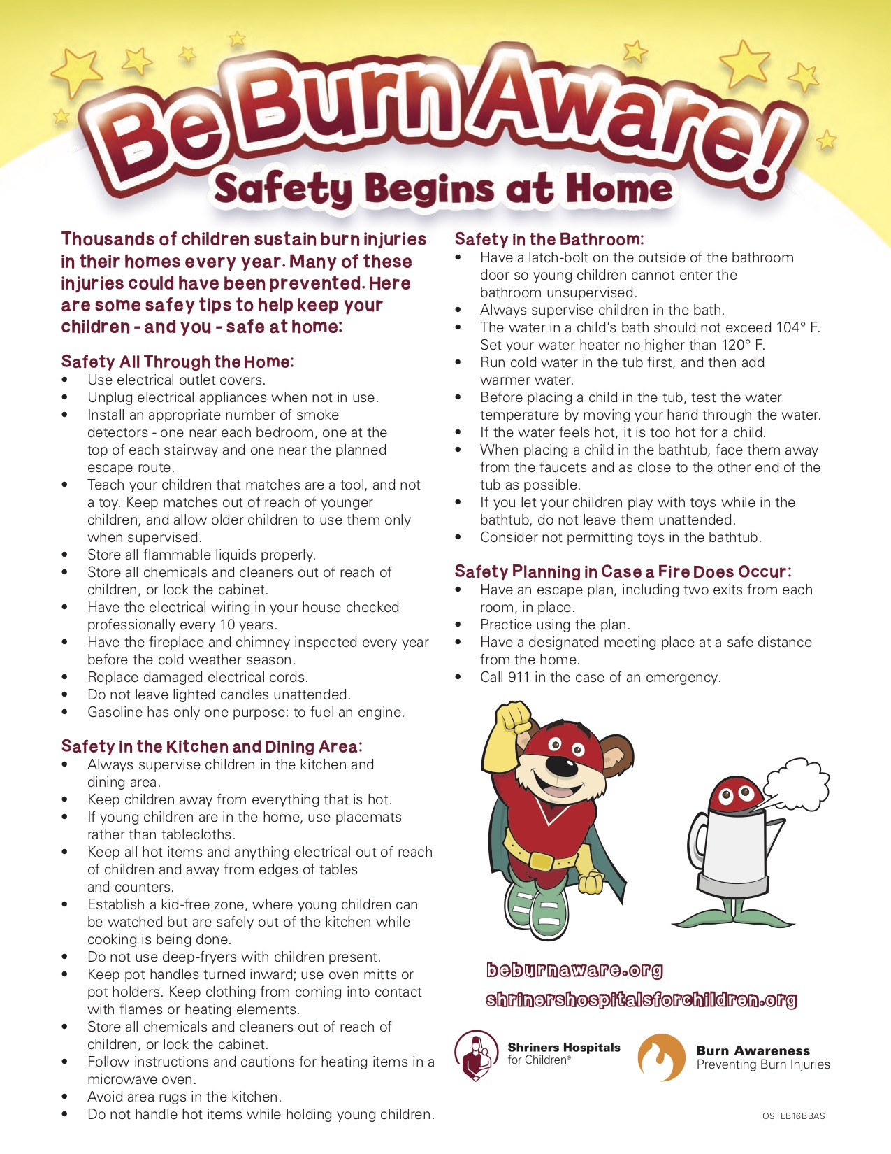 Download Home Safety Tips