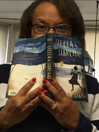Sharon L. Draper on Book Club for Kids