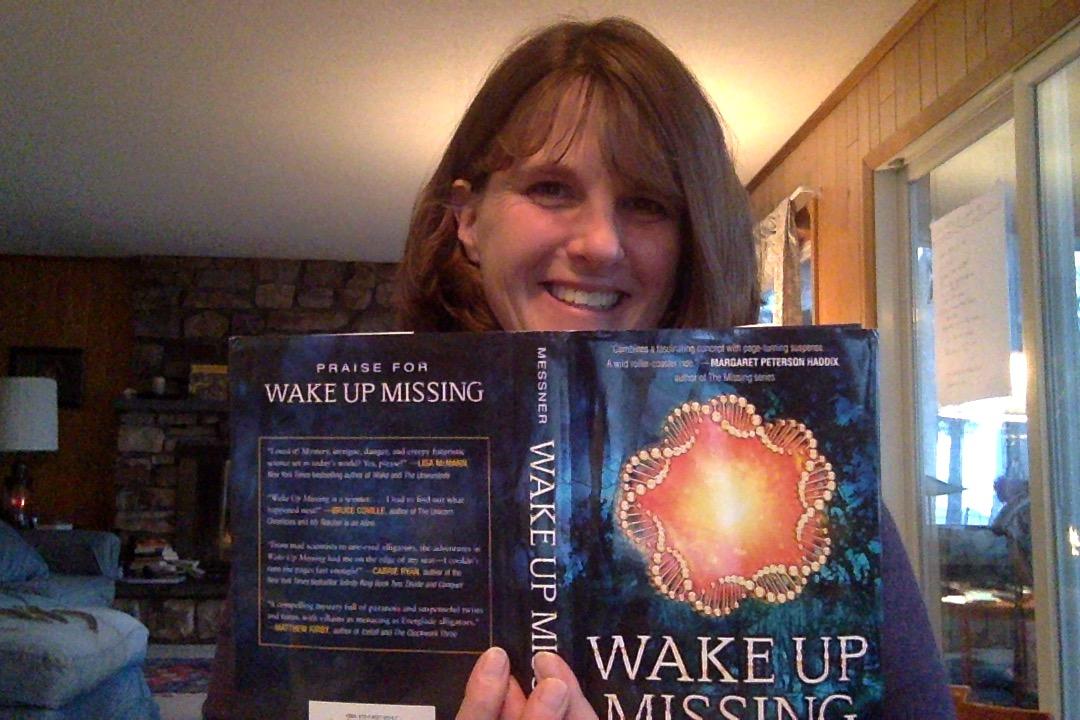 Writer Kate Messner