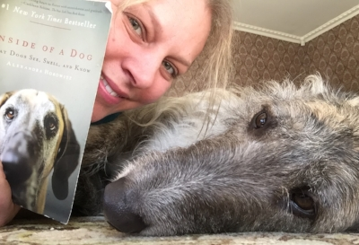 Mia Cobb and Rudy can be reached at  Do You Believe in Dog ?