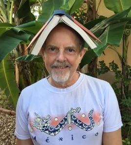Celebrity reader and Texas native Michael McKinley