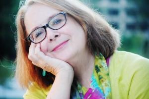 Writer  Deborah Wiles  (picture by Sonya Sones)