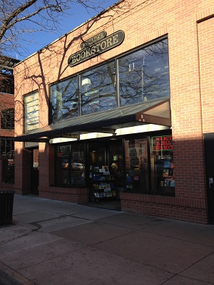 Our Colorado hosts at Boulder Bookstore