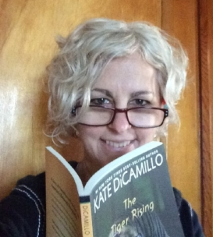 Writer  Kate DiCamillo
