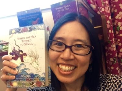 Writer  Grace Lin