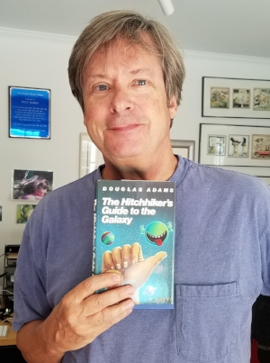 Dave Barry 's favorite book