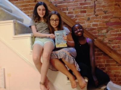 Atalia, Abigail, and Sumayah